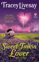 Cover image for Sweet talkin' lover
