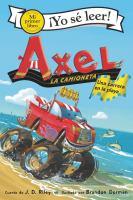 Cover image for Una carrera en la playa