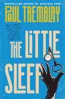 Cover image for The little sleep : a novel
