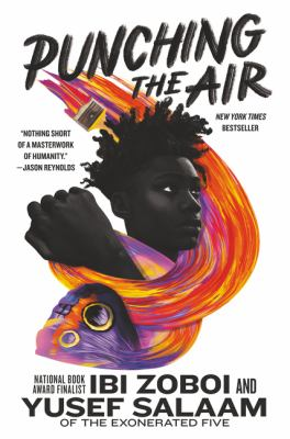 Cover image for Punching the air