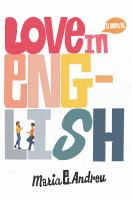 Cover image for Love in English : a novel