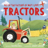 Cover image for All of the factors of why I love tractors