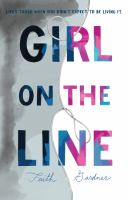 Cover image for Girl on the line