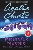 Cover image for Midwinter murder : fireside tales from the queen of mystery