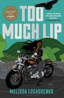 Cover image for Too much lip