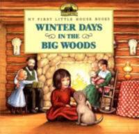 Cover image for Winter days in the big woods