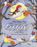 Cover image for The teeny tiny ghost