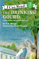 Cover image for The drinking gourd : a story of the underground railroad