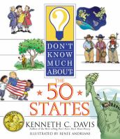 Cover image for The 50 states