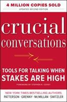 Cover image for Crucial conversations : tools for talking when stakes are high