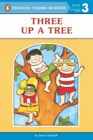 Cover image for Three up a tree