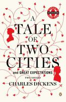Cover image for A tale of two cities, and, Great expectations