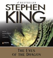 Cover image for The eyes of the dragon