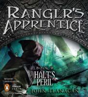 Cover image for Ranger's apprentice : Halt's peril