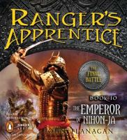 Cover image for Ranger's apprentice : the emperor of Nihon-Ja