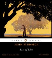 Cover image for East of Eden