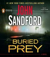 Cover image for Buried prey