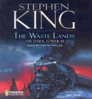 Cover image for The waste lands