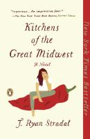 Cover image for Kitchens of the great Midwest