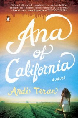 Cover image for Ana of California