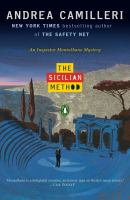 Cover image for The Sicilian method