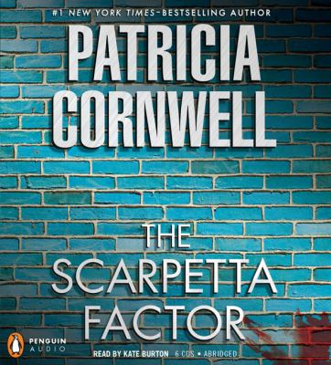 Cover image for The Scarpetta factor