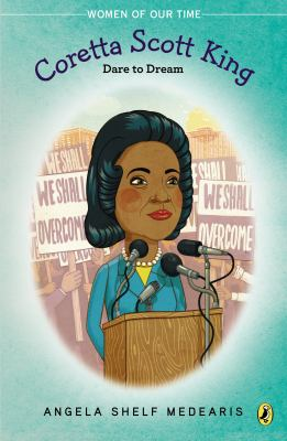 Cover image for Coretta Scott King : dare to dream