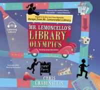 Cover image for Mr. Lemoncello's Library Olympics
