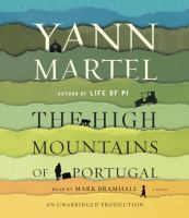 Cover image for The high mountains of Portugal : a novel