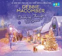 Cover image for Dashing through the snow : a Christmas novel