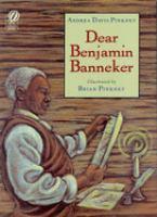 Cover image for Dear Benjamin Banneker