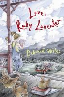 Cover image for Love, Ruby Lavender
