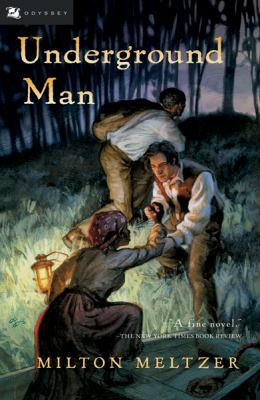 Cover image for Underground man