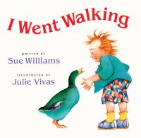 Cover image for I went walking