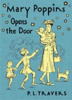 Cover image for Mary Poppins opens the door
