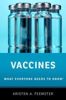 Cover image for Vaccines : what everyone needs to know