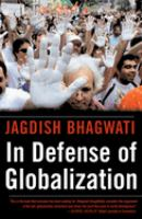 Cover image for In defense of globalization