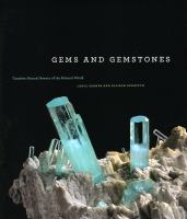 Cover image for Gems and gemstones : timeless natural beauty of the mineral world