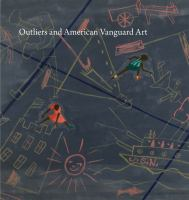 Cover image for Outliers and American Vanguard Art