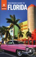 Cover image for The Rough guide to Florida.