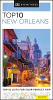 Cover image for Top 10 New Orleans