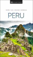 Cover image for Peru.