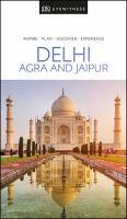 Cover image for Delhi, Agra and Jaipur