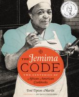Cover image for The Jemima code : two centuries of African American cookbooks