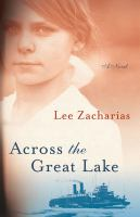 Cover image for Across the great lake