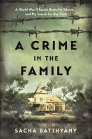 Cover image for A crime in the family