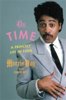 Cover image for On time : a princely life in funk