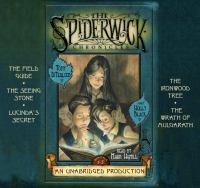Cover image for The spiderwick chronicles. Book 1-5