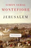 Cover image for Jerusalem : the biography