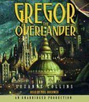 Cover image for Gregor the Overlander